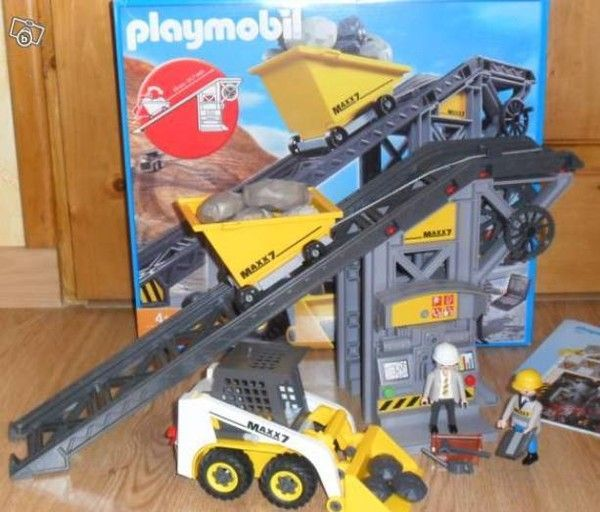 Playmobil occasion travaux page 2 - Playmobil travaux ...